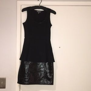 Catherine Malandrino Black Cocktail dress